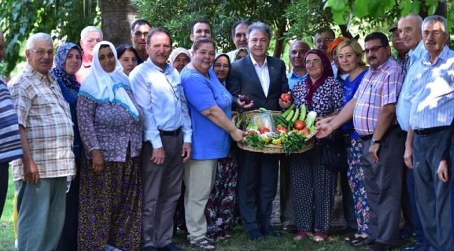 Bornova Kınalı Bamyası artık tescilli