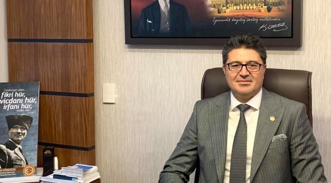 Çiğ süt üreticisinin sorunları CHP'li Aytekin sayesinde Meclis'te