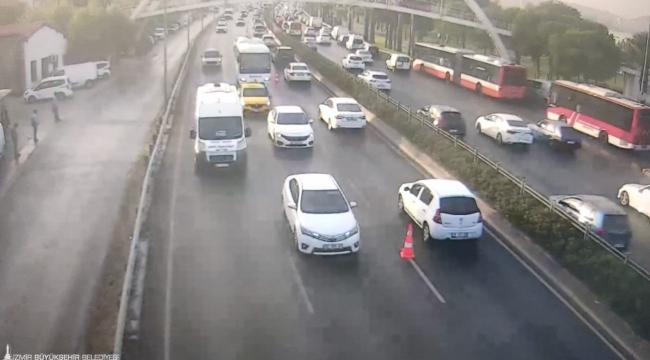 İzmir'de trafiğe nefes aldıran çalışmalar