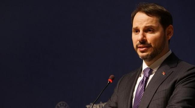 Bakan Albayrak'ın istifası kabul edildi