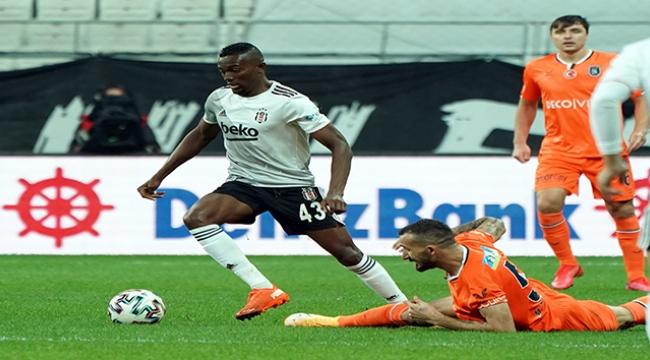 Beşiktaş , Başakşehir'i 3-2 mağlup etti