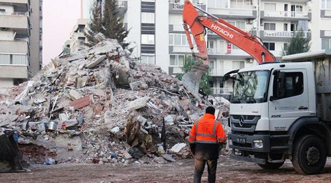 Emrah Apartmanı'nda 32 ölü, 15 yaralıyla çalışmalar bitti