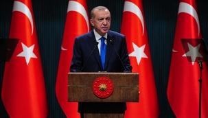 Cumhurbaşkanı Erdoğan: 'Irkçı sözleri şiddetle kınıyorum'