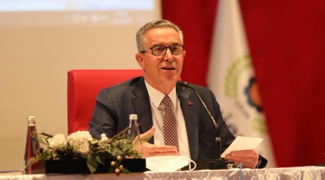 """Başkan Arda, belediyenin esnafa borcunu """"sıfır""""ladı"""