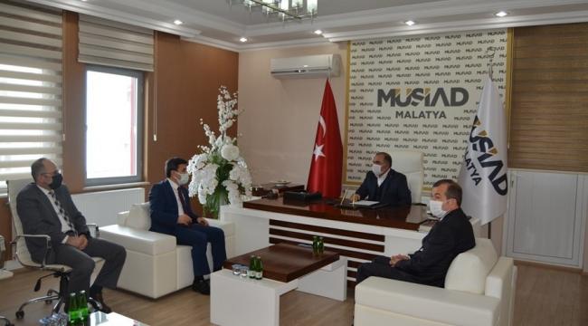 Başkan Boyraz'dan istişare vurgusu