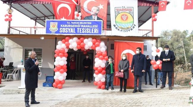 Başkan Bozdoğan'dan mahallelere doktor muayene odası