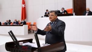 """CHP'li Sındır, """"Bosna Hersek'in açık denizlere ulaşımı engelleniyor!"""""""