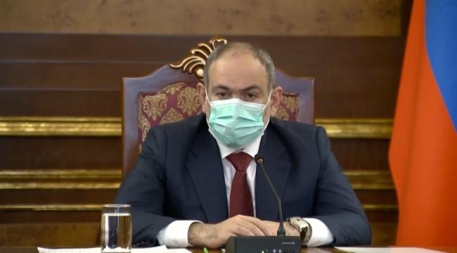 Ermenistan Başbakanı Paşinyan, Moskova'daki üçlü zirve sonrası kabineyi topladı