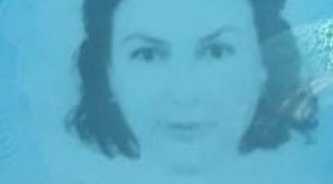 Genç kadının hayatını kaybettiği kaza anı kamerada