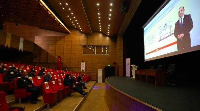 Van Büyükşehir Belediyesi personeline online biyosidal eğitimi