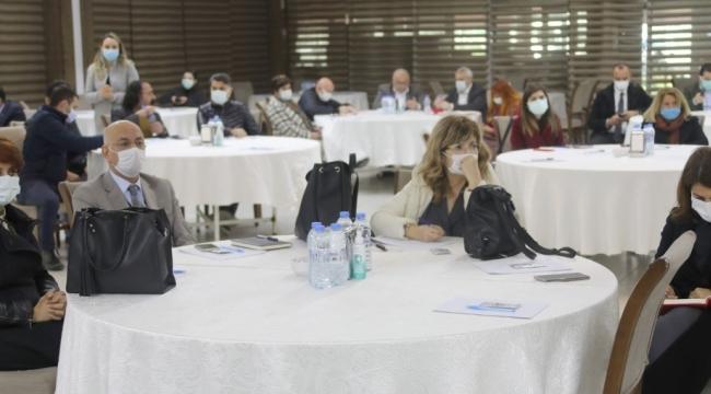 Bayraklı Belediyesinden 'Kaliteli Yönetim Toplantısı
