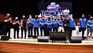 Büyükşehir Belediye Meclisi'nde çifte kupa gururu