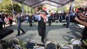 İzmirliler yeniden Kavacık Üzüm Festivali'nde buluşacak