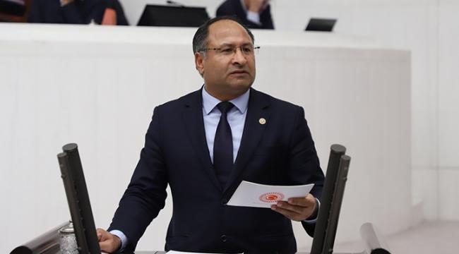 CHP'li Purçu; elektrik zamlarını Meclise taşıdı vatandaşa yapılan haksızlığı sordu
