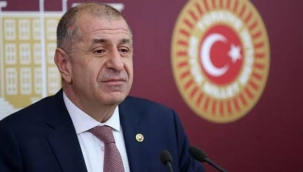Ümit Özdağ, yeni partisini duyurdu adını paylaştı