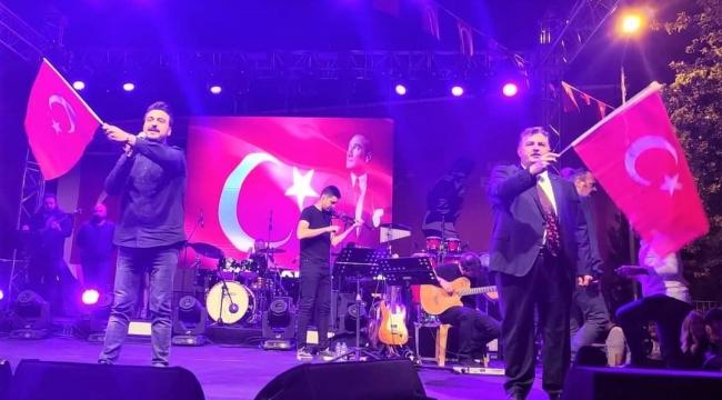 Cumhurbaşkanı Erdoğan müzik dinletisinde