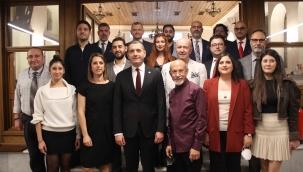 EGİAD'dan Cumhuriyet, Laiklik ve Demokrasi Vurgusu